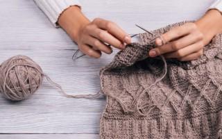 История возникновения вязания крючком