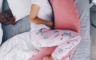 Подушка для беременной своими руками для комфорта будущей мамочки