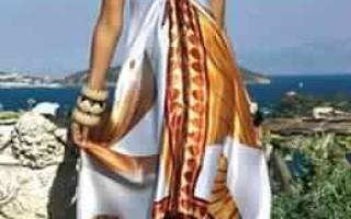 Платье из платка своими руками для настоящих модниц