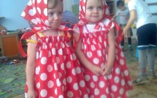 Сарафан для девочки на детский праздник